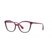 Armação de Óculos Grazi Massafera  gz3079 h617 52 Roxo Translucido