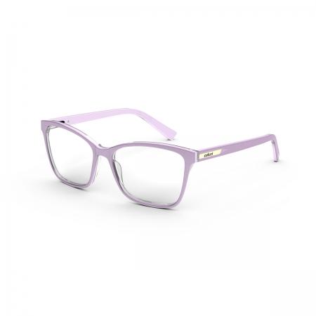 Armação de Óculos Infantil Colcci Alice Fun c6170c9749 Lilas Brilhoso