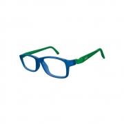 Armação de Óculos Infantil Nano Vista Crew nao57646  46 Azul