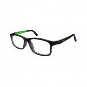 Armação de Óculos Infantil Nano Vista Fangame nao610548  48 Preto