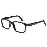 Armação de Óculos Infantil Nano Vista Fangame nao612048  48 Preto