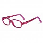 Armação de Óculos Infantil Nano Vista Replay nao50053  42 Rosa