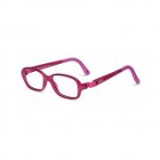 Armação de Óculos Infantil Nano Vista Replay nao50153  44 Rosa