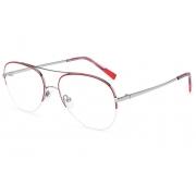 Armação de Óculos Infantil Nano Vista Rio nao190150  50 Vermelho