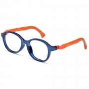 Armação de Óculos Infantil Nano Vista Sprite nao650742  42 Azul