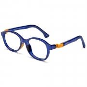 Armação de Óculos Infantil Nano Vista Sprite nao650944  44 Azul