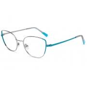 Armação de Óculos Infantil Nano Vista Sydney nao160347  47 Azul