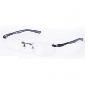 Armação de Óculos Mormaii titanio 153343754 Prata