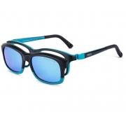 Armação De Óculos Nano Vista Arcade Nao522546hsc Preto Fosco