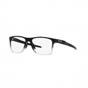 Armação de Óculos Oakley Activate ox8173 04 55 Preto Degradê