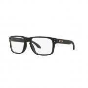 Armação de Óculos Oakley Holbrook Rx ox8156 08 54 Preto Camuflado