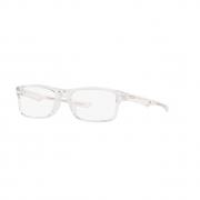 Armação de Óculos Oakley Plank 2.0 ox8081 11 55 Transparente