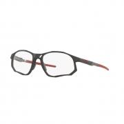 Armação de Óculos Oakley Trajectory ox8171 02 57 Cinza