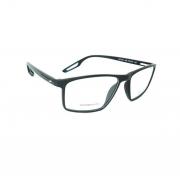 Armação de Óculos speedo  sp7044l a02 preto