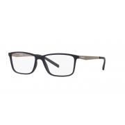 Armação Oculos Arnette Clang An7186l 2682 56 Azul Fosco