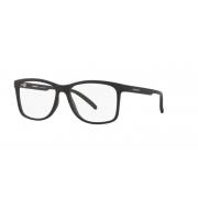 Armação Oculos Arnette Lit An7184l 01 56 Preto Fosco