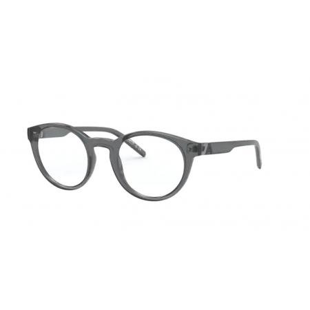 Armação Oculos Arnette The Seeker An7182 2703 49 Cinza Translucido