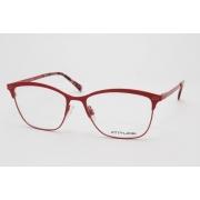 Armação Oculos Atitude AT1625 07A Vermelho Brilhoso