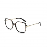 Armação Oculos Colcci Louise c6158ahl Preto Rosa Brilho