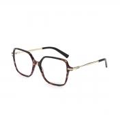 Armação Oculos Colcci Louise c6158fa558 Demi Marrom Violeta