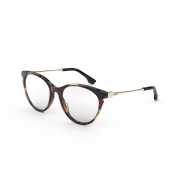 Armação Oculos Colcci Luna C6155fg152 Demi Turquesa