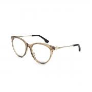 Armação Oculos Colcci Luna C6155j2952 Marrom Brilho
