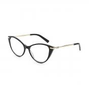 Armação Oculos Colcci Rosa C6157a9458 Preto Brilho