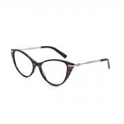 Armação Oculos Colcci Rosa c6157c9358 Bordo Azul Translucido
