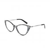 Armação Oculos Colcci Rosa C6157kcj58 Azul Marmore