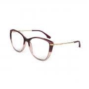 Armação Oculos Colcci Tati C6159fg258 Demi Bordo
