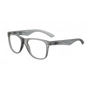Armação Oculos Grau Mormaii Lances M1202D2253 Fume Fosco