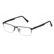 Armação Oculos Grau Mormaii M6001 D0554 Fibra Carbono Titanio Grafite Azul