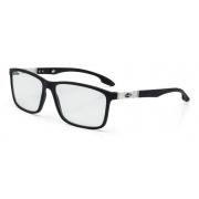Armação Oculos Grau Mormaii Prana M6044A9455 Preto Fosco Cinza