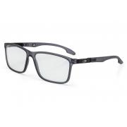 Armação Oculos Grau Mormaii Prana M6044D2255 Preto Translucido