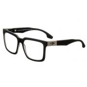 Armação Oculos Grau Mormaii Sacramento Rx M6041A8753 Preto Fosco
