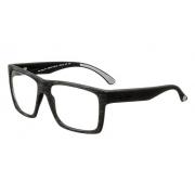 Armação Oculos Grau Mormaii San Diego RX M6037A6055 Preto Escovado
