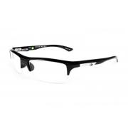 Armação Oculos Grau Mormaii Ventus 127021056 PRETO BRILHOSO