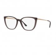 Armação Oculos Grazi GZ3077 H612 53 Cinza Translucido