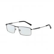 Armação Oculos Mormaii Lisboa M6105a1453 Preto Fosco Prata