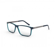 Armação Oculos Mormaii Oslo M6099k4758 Azul Translucido