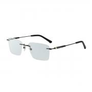 Armação Oculos Mormaii Porto M6106a1454 Preto Fosco