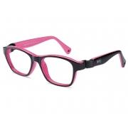 Armação Oculos Nano Vista Gaikai  NAO631145 6 a 8 Anos