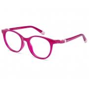 Armação Oculos Nano Vista Glitch  nao830346 8 a 12 anos