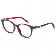 Armação Oculos Nano Vista Glitch nao830550 14 a 18 anos