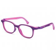 Armação Oculos Nano Vista Pixel NAO660346 8 a 12 Anos