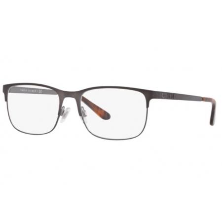 Armação Óculos Polo Ralph Lauren Ph1189 9157 56 Grafite Fosco