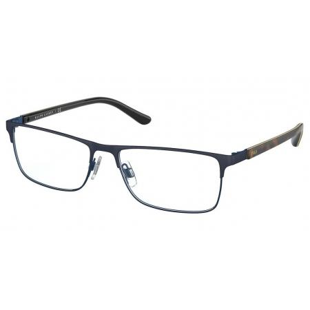 Armação Óculos Polo Ralph Lauren Ph1199 9303 55 Preto Marrom Havana