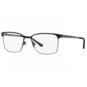 Armação Óculos Ralph Lauren Rl5101 9038 55 Preto Fosco
