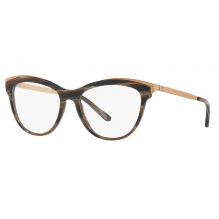 Armação Óculos Ralph Lauren Rl6166 5634 53 Marrom