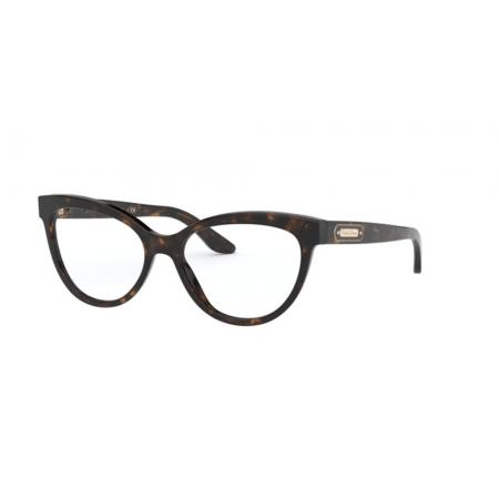 Armação Óculos Ralph Lauren Rl6192 5003 54 Marrom Havana Brilho